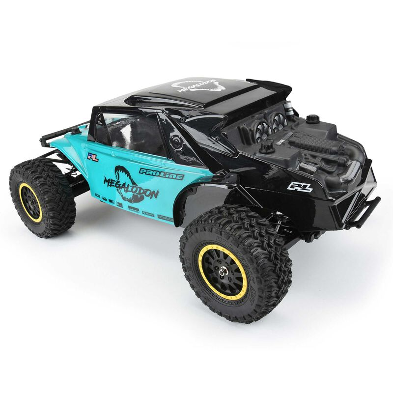 Pro-Line 110 Extended Front & Rear Body Mounts For The TLR Tenacity SCTTT Pro