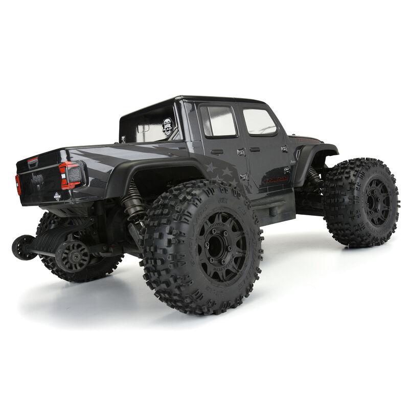 Pro-Line 1/10 Jeep Gladiator Rubicon Clear Body