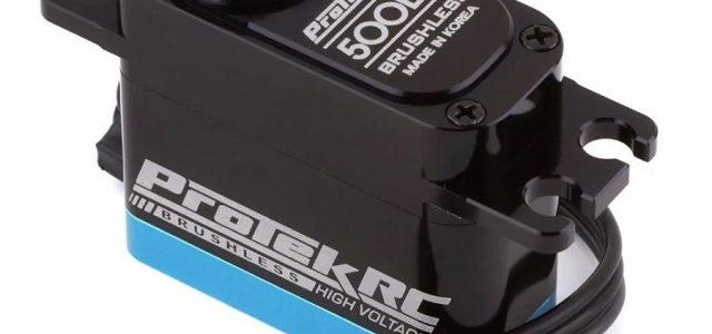 ProTek RC 500BL Black Label High Torque Brushless Mini Servo
