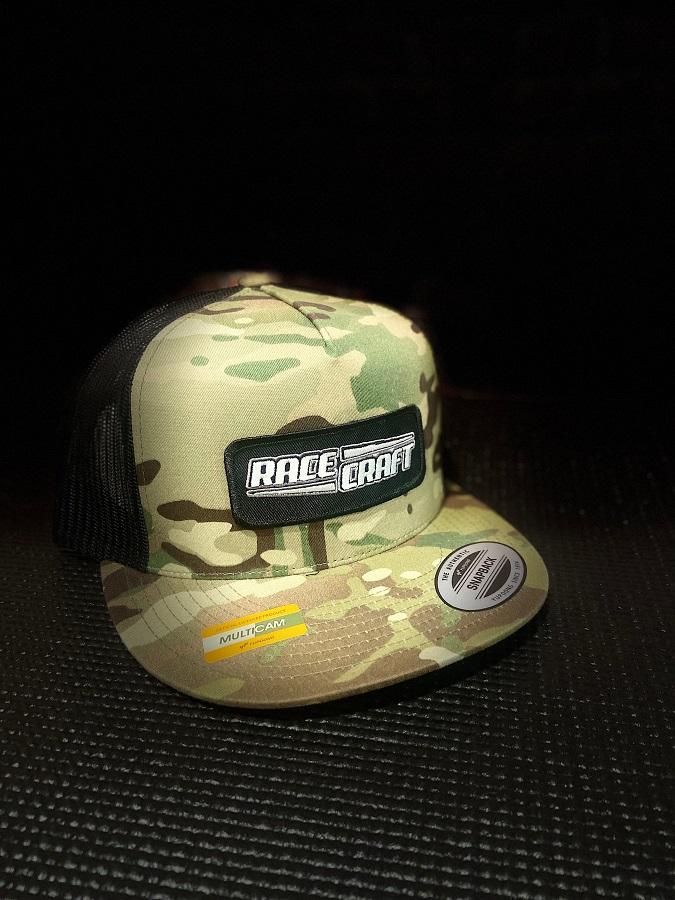 RaceCraft Snap Back Hats