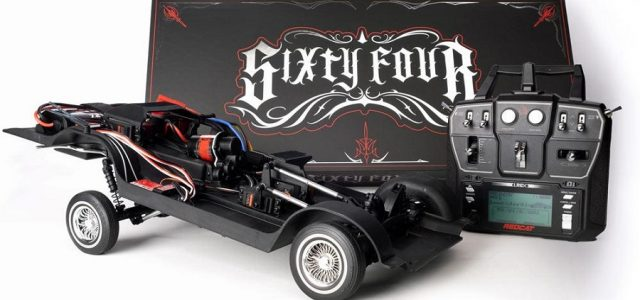 Redcat 1:10 Hopping Lowrider RC Chassis (No Body)