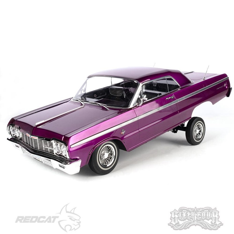 Redcat Racing SixtyFour Purple Kandy & Chrome Edition
