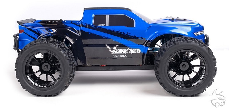 Redcat Updates The Volcano EPX Pro 1/10 RTR Monster Truck