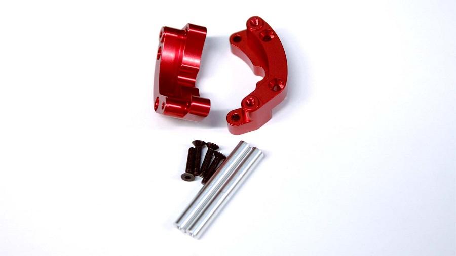 STRC Aluminum Option Parts For The Traxxas Drag Slash