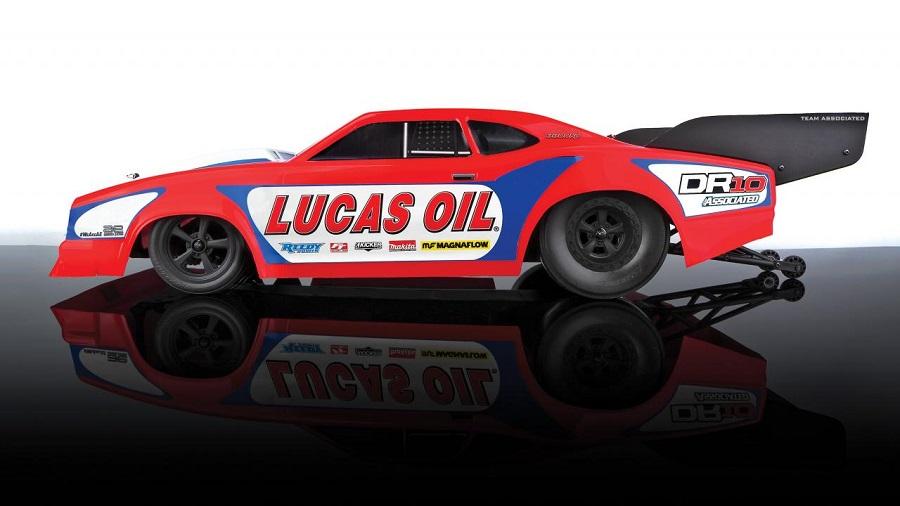 Team Associated DR10 Pro Reakt Lucas Oil RTR