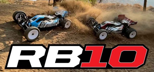 Team Associated RB10 1/10 Off-Road RTR Buggies [VIDEO]