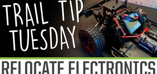 Trail Tip Tuesday: Relocating Electronics [VIDEO]