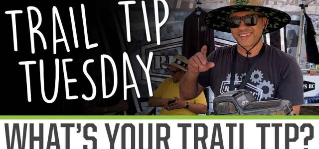 Trail Tip Tuesday: What's Your Trail Tip [VIDEO]