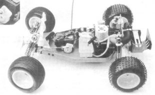 #TBT Review – Traxxas Nitro Hawk in May 1993