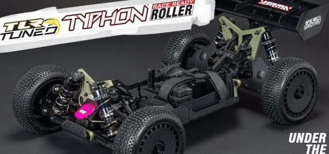 Under The Hood Of The TLR Tuned TYPHON Race Ready Roller [VIDEO]