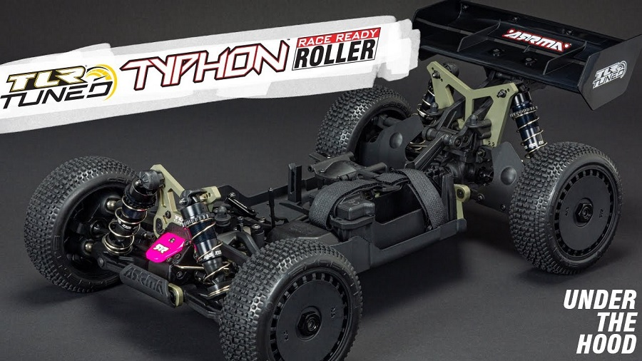 Under The Hood Of The TLR Tuned TYPHON Race Ready Roller