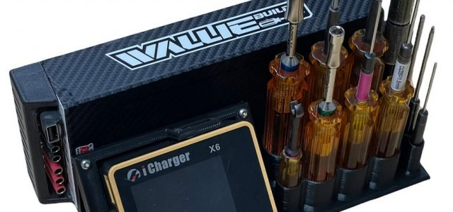 Wallie Builds X6 Charger Stand & Tool Rack
