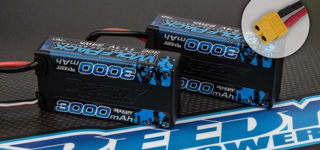 WolfPack Shorty LiPo Batteries With XT60 Plug