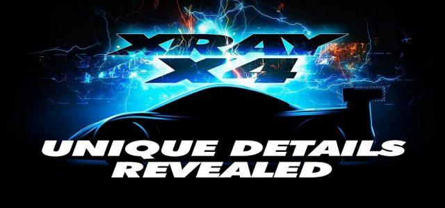 XRAY X4 – Unique Details Revealed [VIDEO]