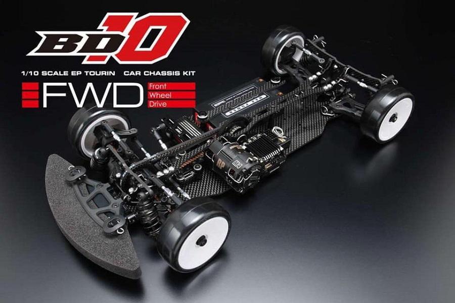 Yokomo BD10F Competition FWD Touring Car