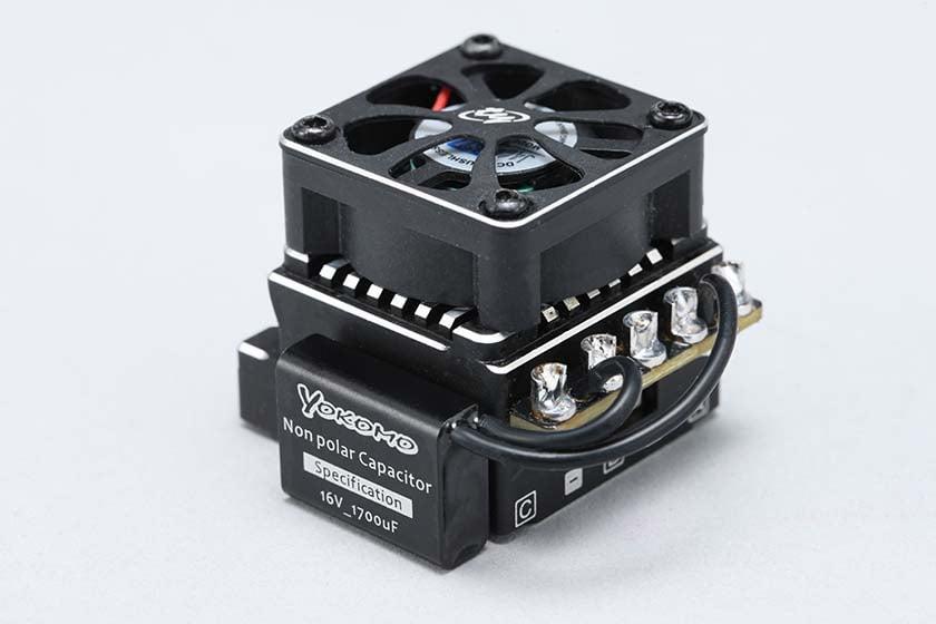 Yokomo BL-RCP ESC Competition Capacitor (Non-polar)