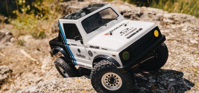Short wheelbase custom SCX10ii