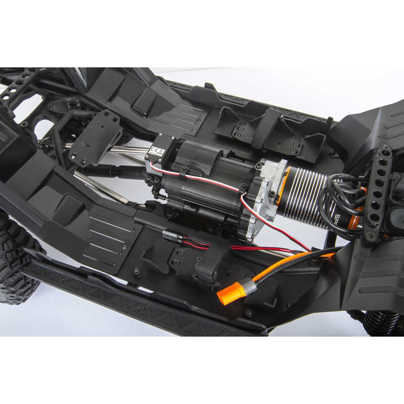 Axial 16 SCX6 Jeep JLU Wrangler 4WD Rock Crawler RTR