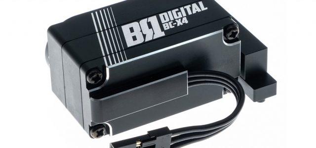 BR1 BC-X4 Digital Servo [VIDEO]