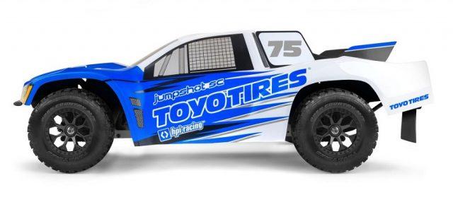 HPI Jumpshot SC Flux Toyo Tires Edition