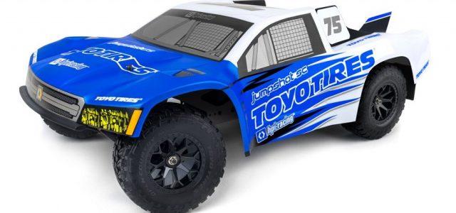 HPI Jumpshot SC V2 Toyo Tires Edition
