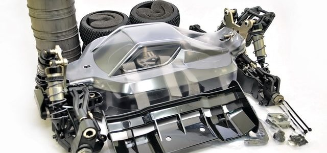 HoBao 1/8 Hyper VS2 Electric Buggy ARR