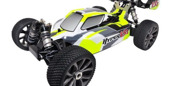 HoBao 1/8 Hyper VS2 Electric Buggy RTR