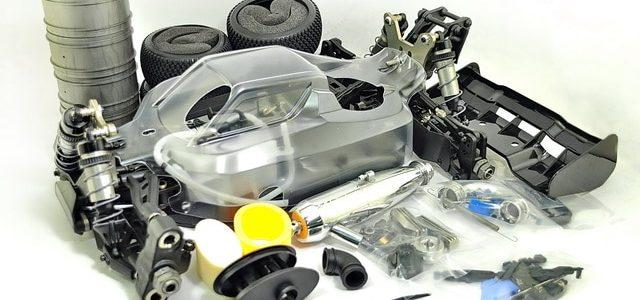 HoBao 1/8 Hyper VS2 Nitro Buggy ARR