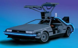 This is Heavy – Brett Turnage's 3D Printed DeLorean Time Machine