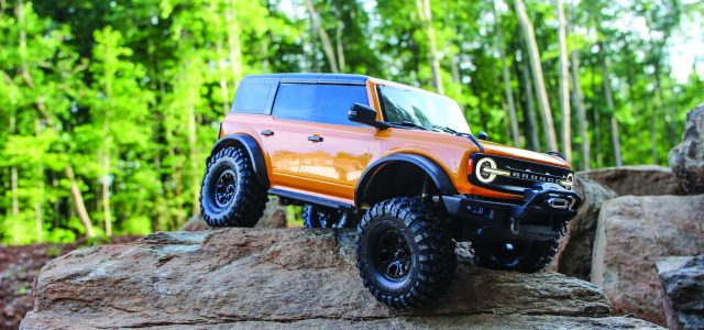 RETURN  OF A LEGEND – Traxxas TRX-4 2021 Ford Bronco