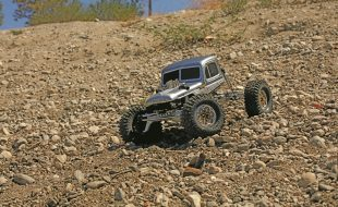 A Pistola-Themed Power Wagon Built With The Knowhow Of Two RC Enthusiasts