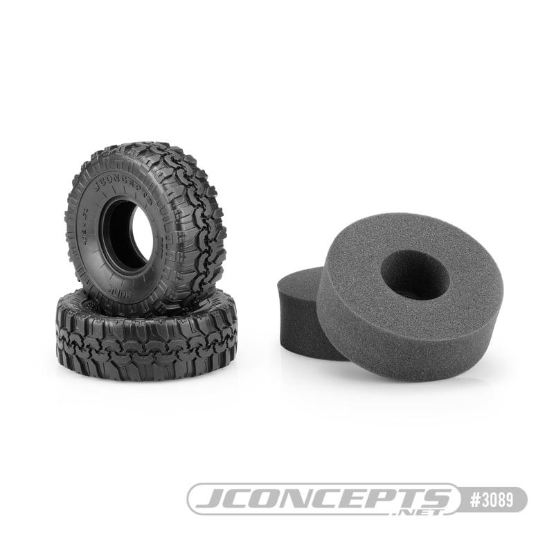 JConcepts Hunk Performance 1.9 Scaler Tire (4.75 OD)
