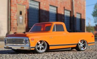 Losi V100 Chevy '72 C10 1/10 4WD RTR [VIDEO]