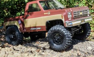 Pro-Line 1/24 1978 Chevy K-10 Clear Body For The SCX24