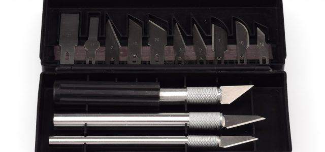 RUDDOG Hobby Knives