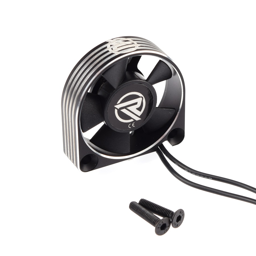 RUDDOG 35mm Aluminum HV High Speed Cooling Fan