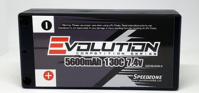 Speedzone Evolution 1S & 2S Lipo Packs