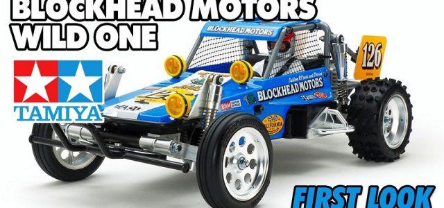 Tamiya Wild One Blockhead Motors Edition First Look [VIDEO]