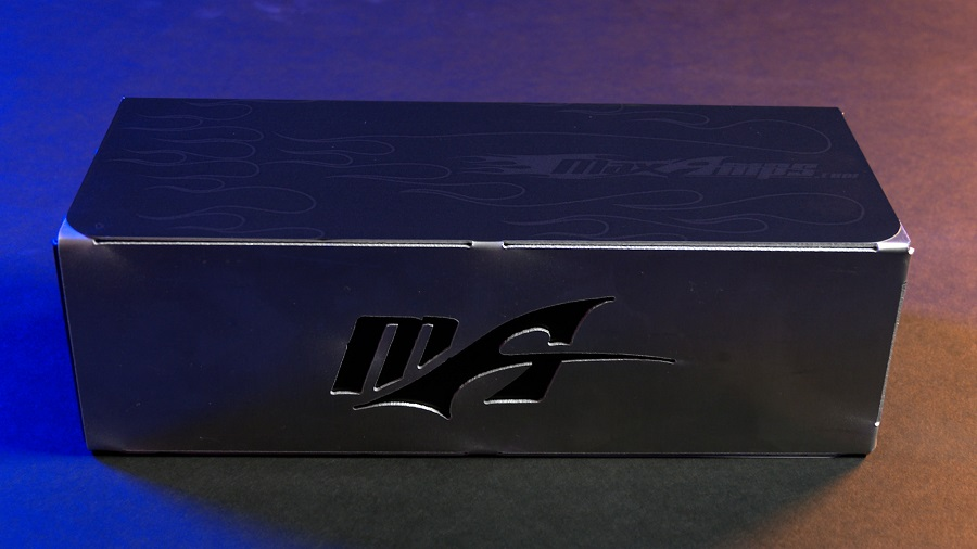 The Metal MaxBox By MaxAmps
