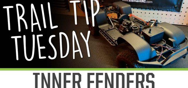 Trail Tip Tuesday: Installing Inner Fenders [VIDEO]