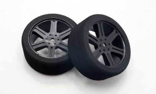 Ulti Tires 1/10 EP Touring Car Foam Tires
